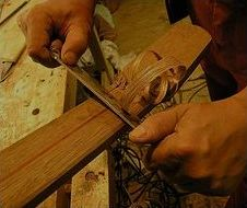 classical guitar production